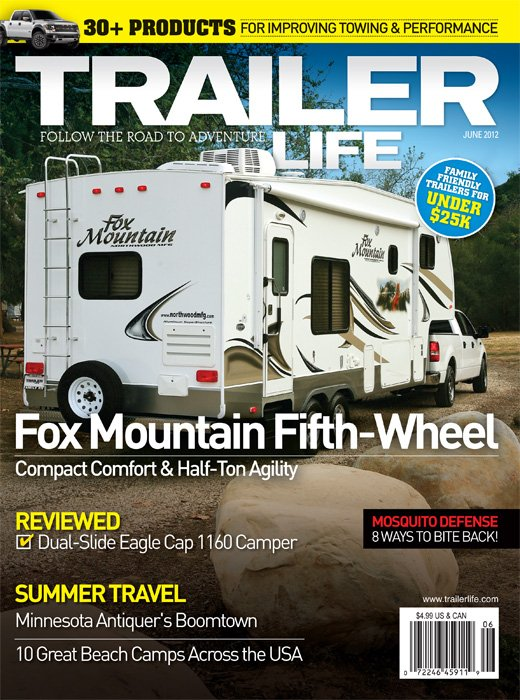 Trailer Life Magazine Cover