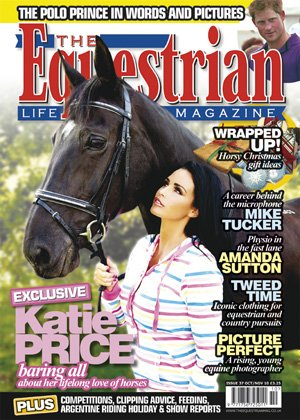 The Equestrian Life Magazine Cover
