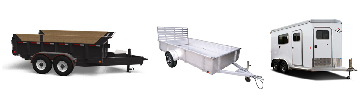 Clearance Trailers