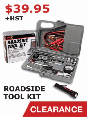 Roadside  Tool  Kit