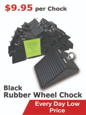 Rubber  Wheel  Chock