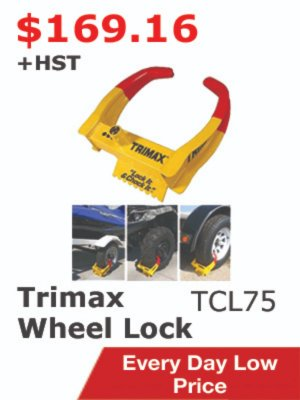 TC L75  Wheel  Lock 2