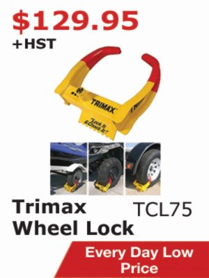 TC L75  Wheel  Lock