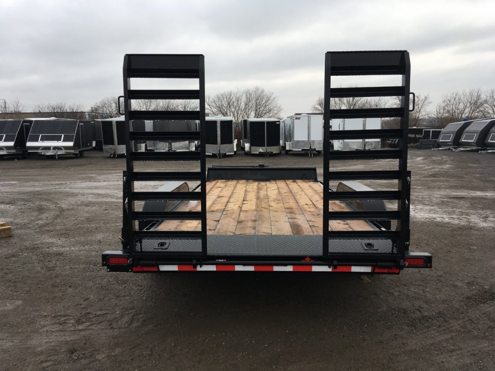 Canada Trailers 7x16 Equipment Float 7 Ton
