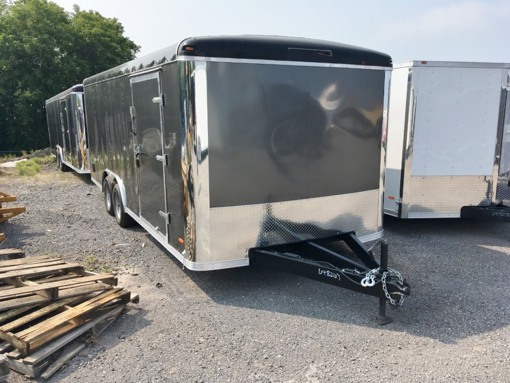 Jensen Expressline 8.5x20 Car Hauler 5200lb Axles