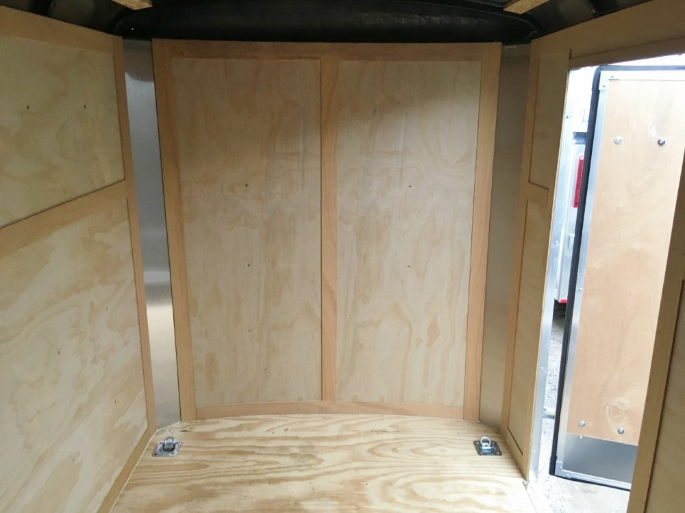 Jensen Expressline 6x10 Round Nose Ramp Door