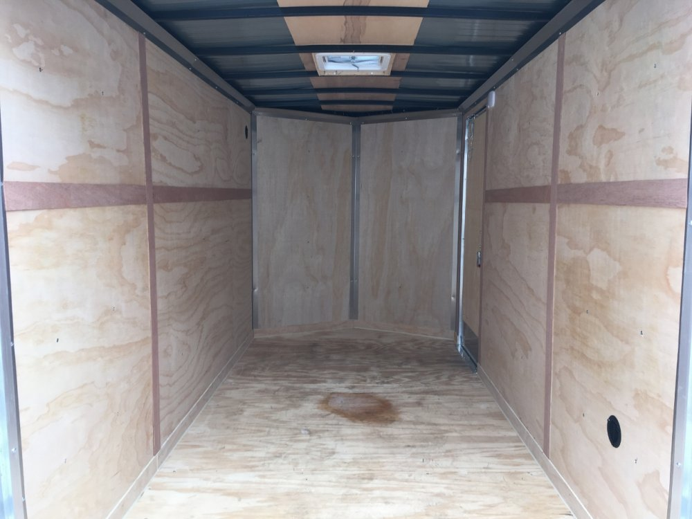 Jensen Expressline 6x12 Tandem V-Nose Barn Doors