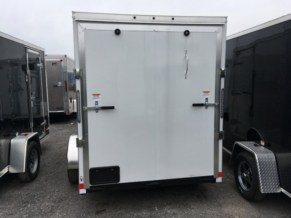 Forest River 6x12 V-Nose Ramp Door