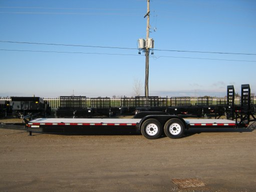 EQUIPMENT FLOATS - CAR HAULERS