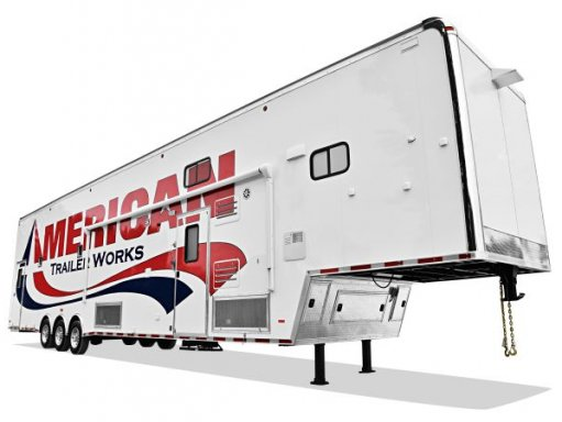 GOOSENECK FIFTH WHEEL TRAILERS