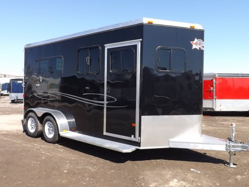 HORSE TRAILERS - STOCK TRAILERS/BUMPER PULL MODELS