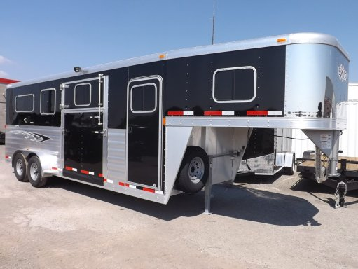 HORSE TRAILERS - STOCK TRAILERS/GOOSENECK