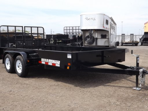 UTILITY TRAILERS - LANDSCAPE TRAILERS